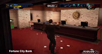 Dead rising fortune city bank inside