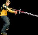 Dead rising katana sword combo 2