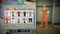 Dead rising 2 orange prison outfit