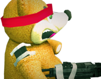 Dead rising freedom bear clip