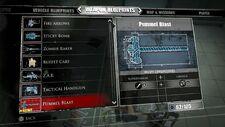 Pummel Blast Blueprints