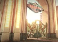 Dead rising 2 fortune city entrance