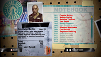 Dead Rising dwight notebook