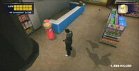 Dead Rising hall family above