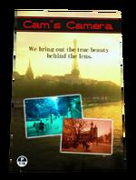 Dead rising entrance plaza cams camera ad