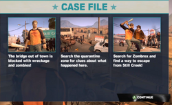Dead rising case 0 intro case file
