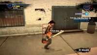 Dead rising 2 case 0 pickup dolly behind uncles