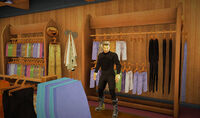 Dead rising beach body swim house Surf Wetsuit THIRD location
