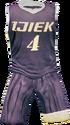 Dead rising Basketball Uniform