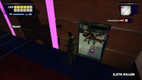 Dead rising bug cheryl dead in movie warehouse