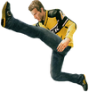 Dead rising jump kick