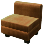 Dead rising Chair (Brown) 2