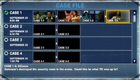 Case 1-4 Off the Record case file