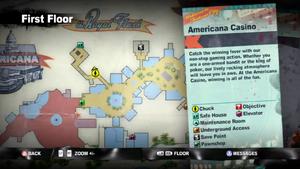 Dead rising 2 americana casino map