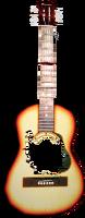 Dead rising Acoustic Guitar broken