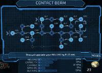 Contact beam bench 26