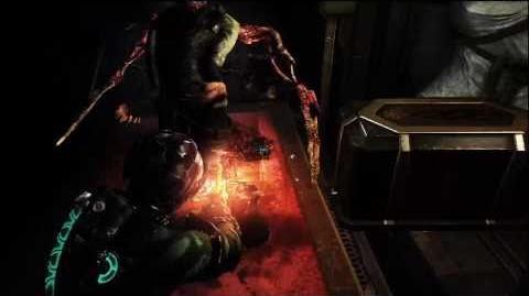 Dead Space 2 - Chapter 5 Part 2 Security Suit