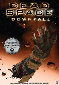 Dead Space Downfall Cover