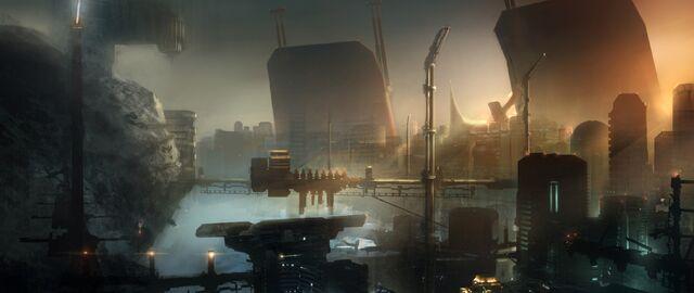File:Dead Space 2 The Sprawl-Titan Station.jpg