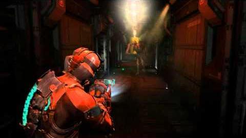 Dead Space 2 - How to kill the Ubermorph Regenerator HD 1080p
