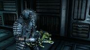 Steampunk Force Gun
