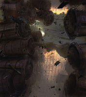 Dead Space Concept Art by Jason Courtney 29a
