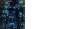 Защитный костюм Охранника
