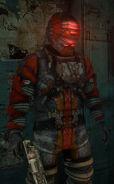 Flight suit carver DS3