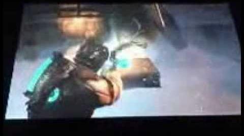 AL 9 clear cutter Blue print Medic Support Handgun Dead Space 3