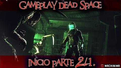 Dead Space (Português-BR) - Ep.2 Part 1 - Cuidados Intensivos.