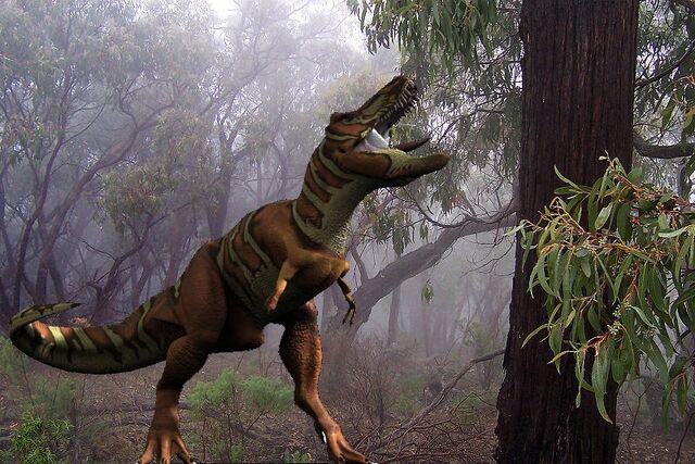 File:Tyrannosaurus in environment.jpg