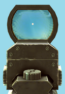 KSG Iron Sights