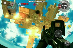 Underpass glitch map