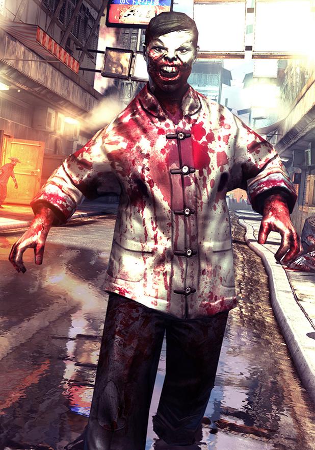 Male Zombie 2 China