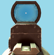 Striker Iron Sights