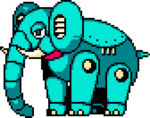 Mega Man Classic - Paozo