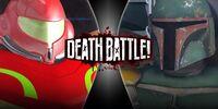 Boba Fett VS Samus Aran Remastered
