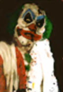 Twisted Metal - Sweet Tooth as he appears in the first Twisted Metal game