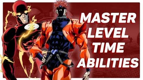 Master Level Time Abilities Kaleb I.A.