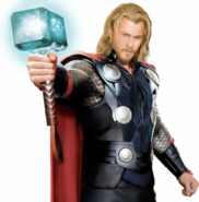 Marvel Comics - Thor as seen in the Live Action Films
