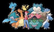 Red's full team