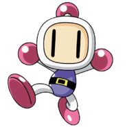 Bomberman - Bomberman's classic look
