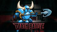 Shovel Knight Digs into Death Battle