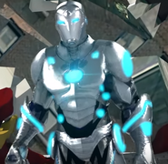 DEATH BATTLE Iron Man Endo-Sym