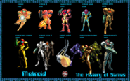 Metroid - The History of Samus Aran