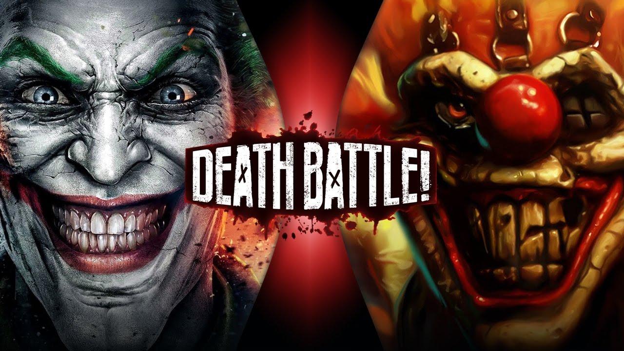 joker vs sweet tooth death battle wiki fandom powered