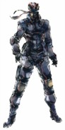 Metal Gear - Solid Snake as seen in The Twin Snakes
