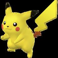 Pikachu Clear SSBB