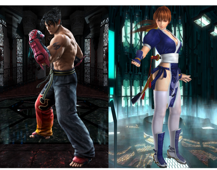 User blog:Nkstjoa/Jin Kazama vs. Kasumi | DEATH BATTLE ...