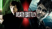 Luke Skywalker VS Harry Potter
